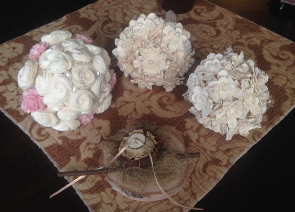 DIY Sola Flower Bouquets | Poet Rummager